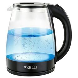 Чайник электрический стекло 1,8 л KL-1368