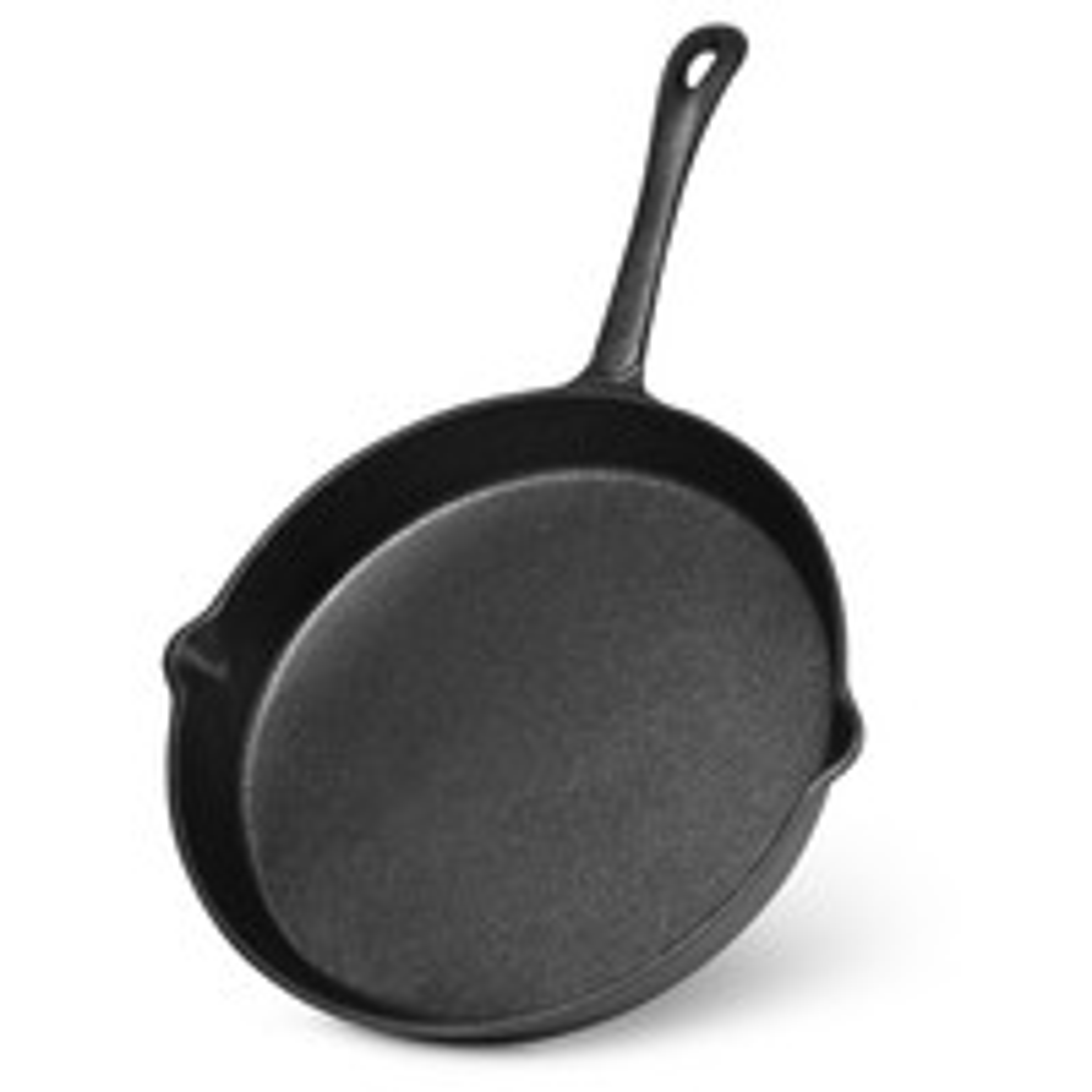 Сковорода чугунная 240/40-1 б