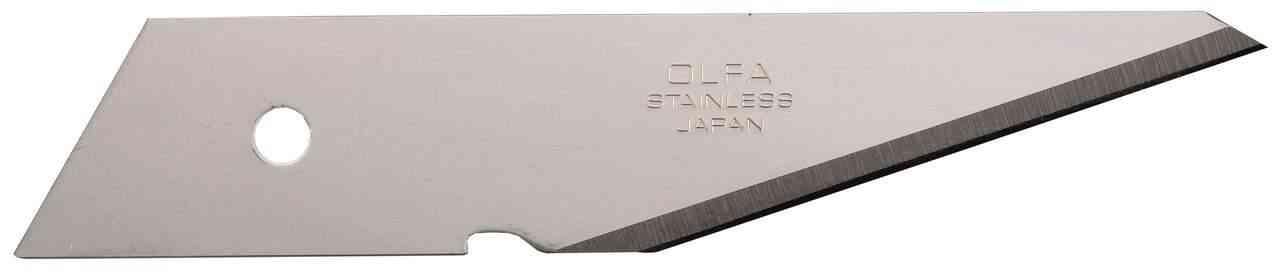 Лезвие 20 мм OLFA СКВ-2 из нерж.стали OL-CKB-2
