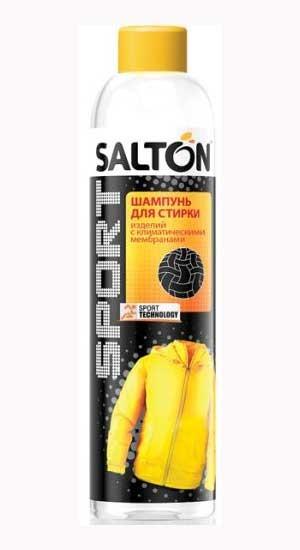 Шампунь д/стирки изделий с мембранами 250мл SALTON