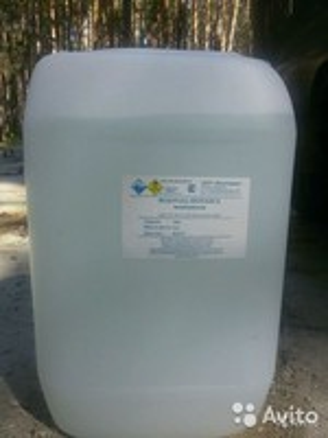 Перекись водорода 37% 34 кг