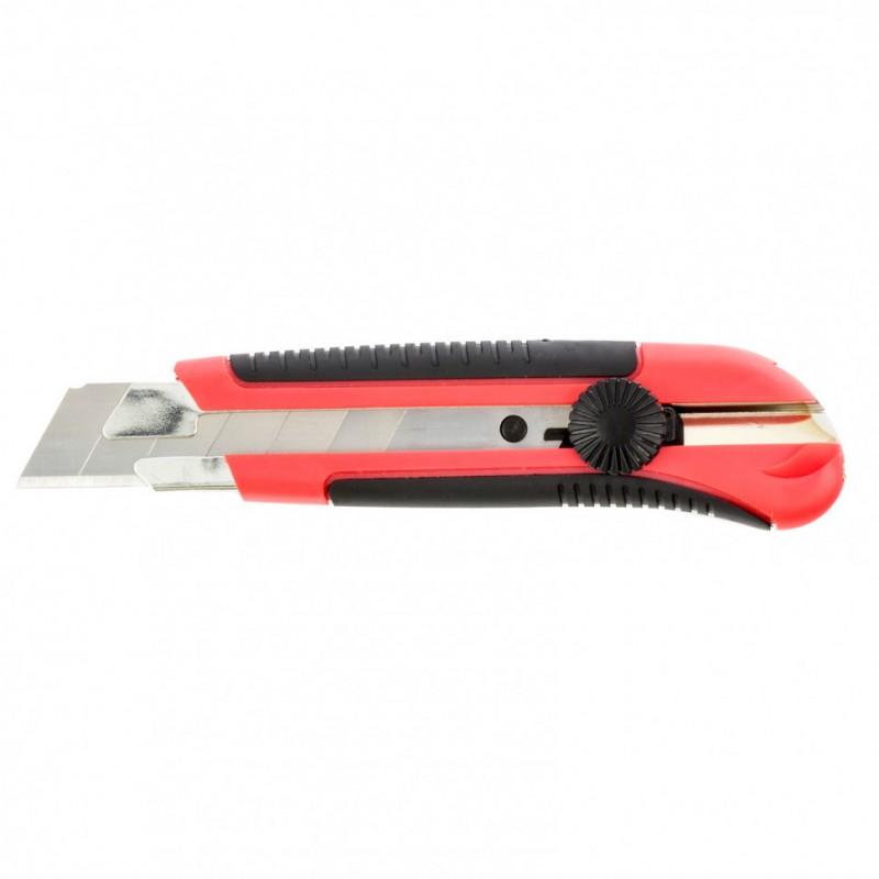 Нож 25 мм усиленный с вращающим прижимом
