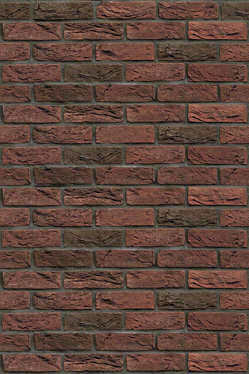 Плита Фаспан 1200х800х8мм 1001 Вертикаль Коричневый