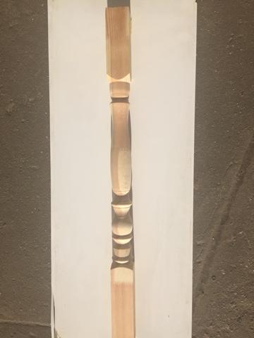 Колонна сосна 3000х100х100 (Т5) мм