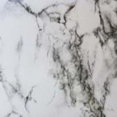 Пленка с/к 0,45м*8м Deluxe (мрамор бел-гол) арт 18