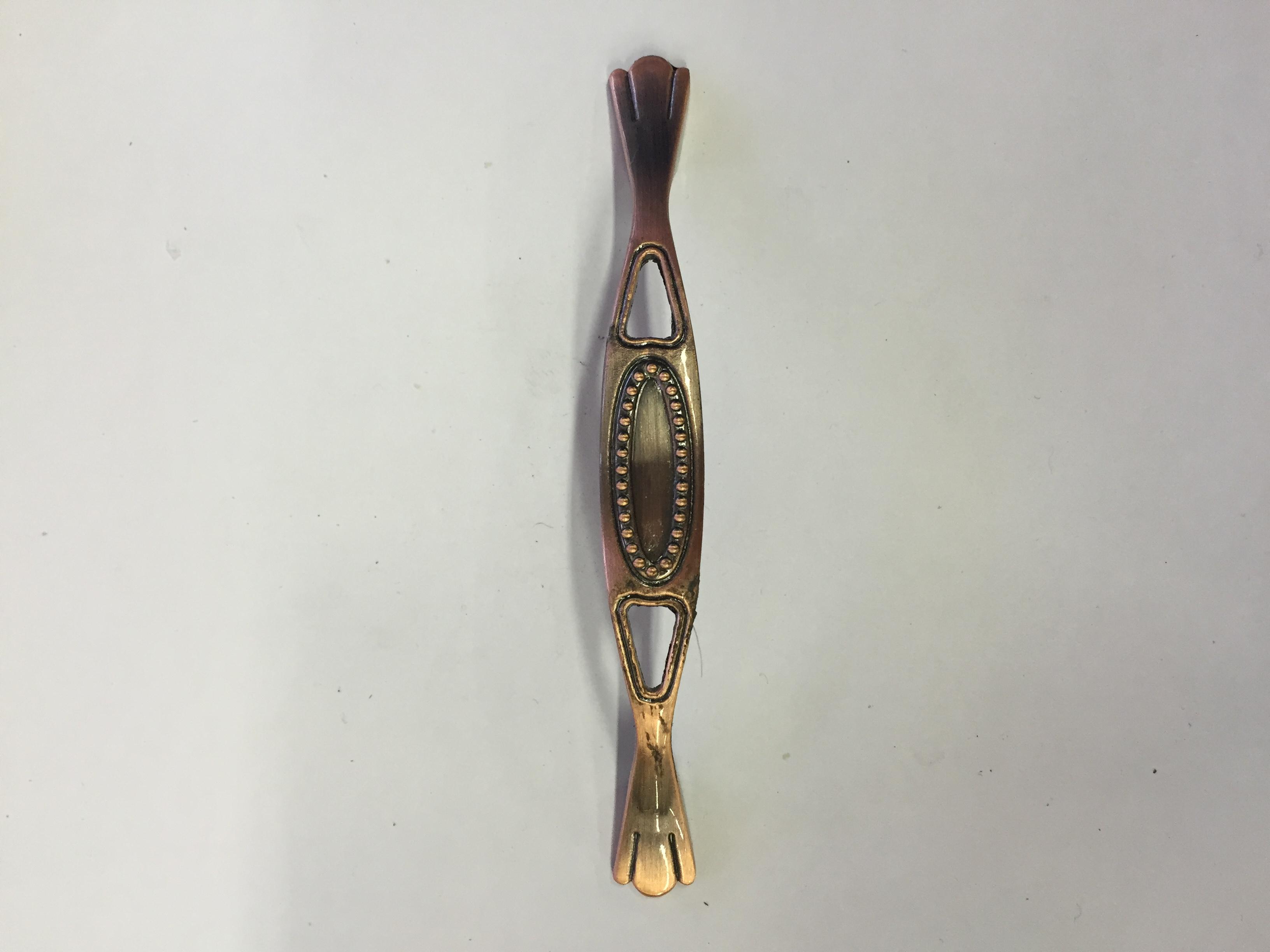 Ручка мебельная 6679-96 медь