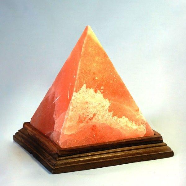 Светильник настол.солевой Пирамида SLL 12025-Д-М