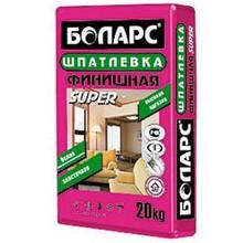 "Шпатлевка ""БОЛАРС"" SUPER финишная 20кг до 2мм"
