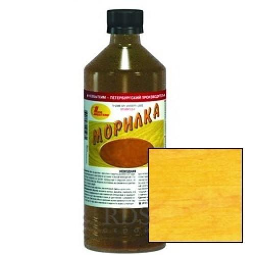 Морилка неводная Новбытхим 0,5 л,лимон