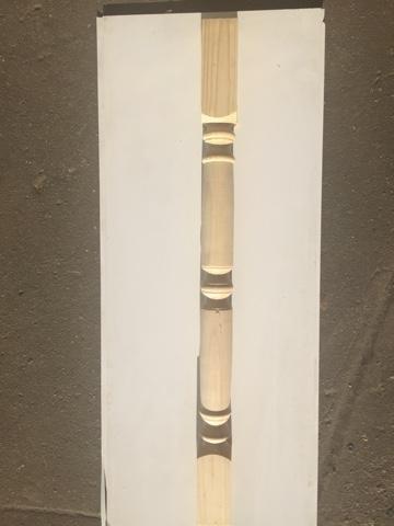 Балясина хвоя 60х60х900 мм (Т1)