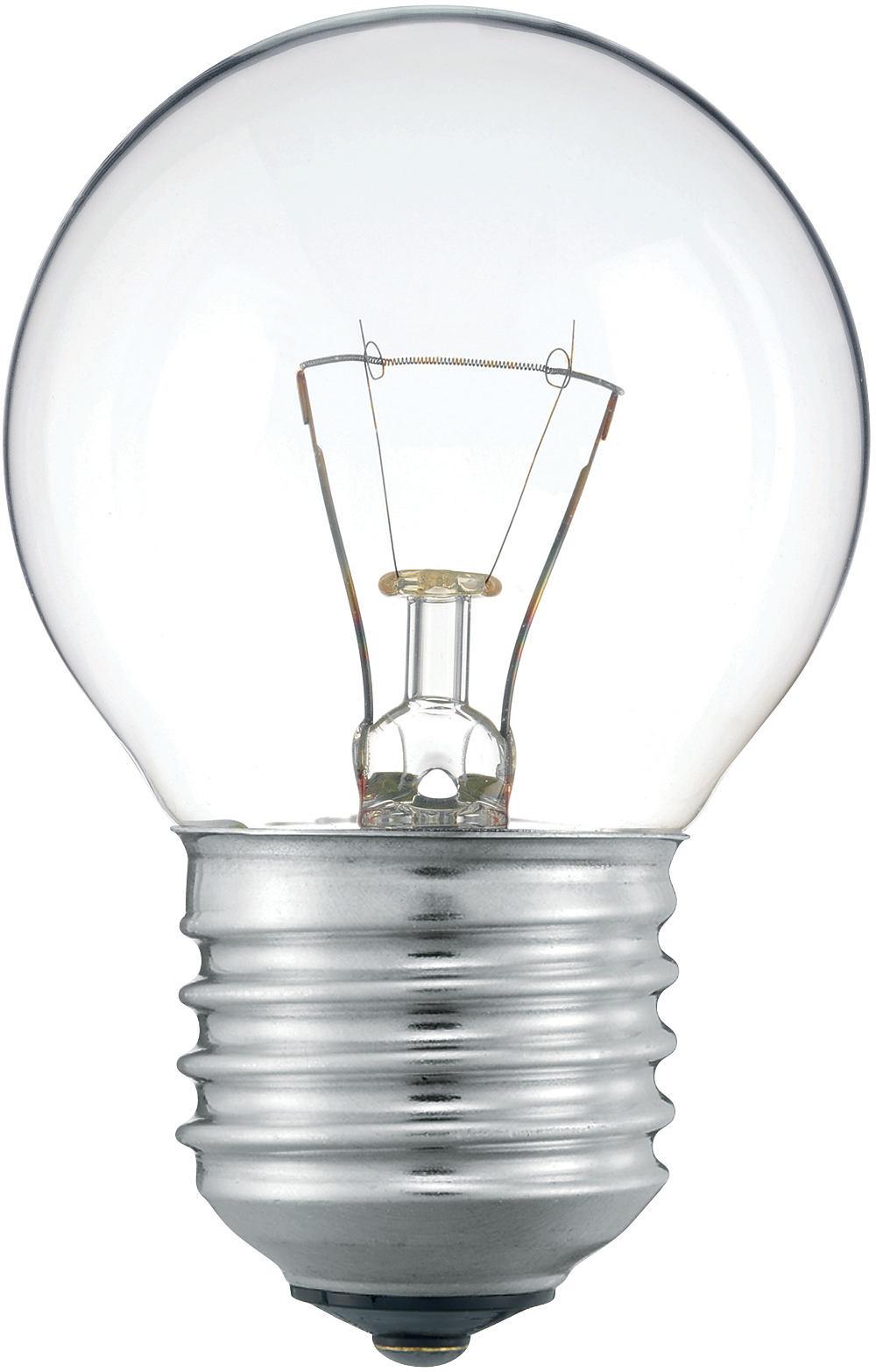 Лампа капля прозрачная 60 W Е27