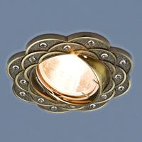 Светильник точ - 8006 SB бронза