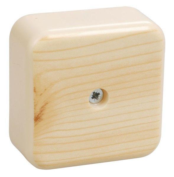 Коробка расп.D65*40 ОП сосна SQ1401-0701