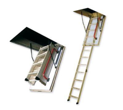 Лестница складная чердачная Fakro KOMFORT 60х130 LWK-305