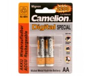 Батарейка аккум-я палец.Camelion-2200