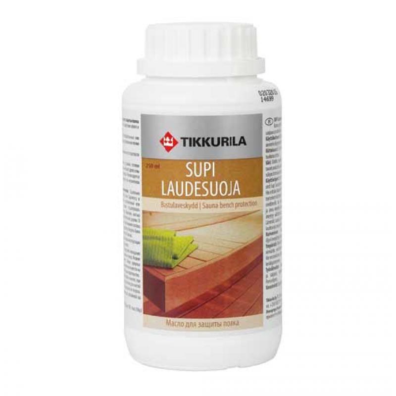 Состав для полок Тиккурила Супи Лаудесуоя 0,25л парафиновое масло