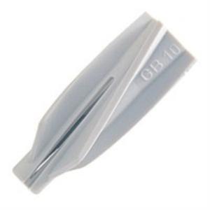 Дюбель для газобетона белый пластик 8х55мм (25шт)