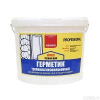 Герметик NEOMID строительный д/дерева д/дерева белый 3кг
