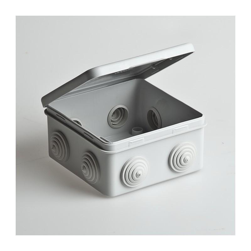 Коробка расп.65х65х50мм инд.штрихкод,SQ1401-0511