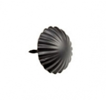 Гвозди декоративный чёрный 40 мм 4-40