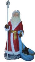 Фигурка Дед мороз большой ФП-347 H-90см