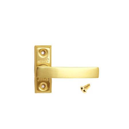 Завертка оконная Apecs WH-0031 матовое золото